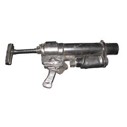 Universal Soldier Rifle Movie Props