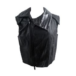 The Wolverine Stunt Ninja Leather Vest Movie Costumes