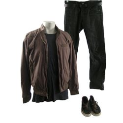 Don't Breathe Alex (Dylan Minnette) Distressed Movie Costumes