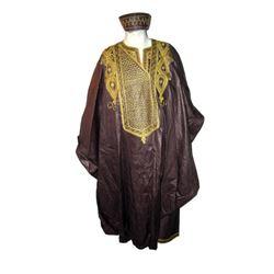 Brüno (Sacha Baron Cohen) African Movie Costumes