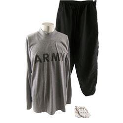 Brüno (Sacha Baron Cohen) Army Movie Costumes