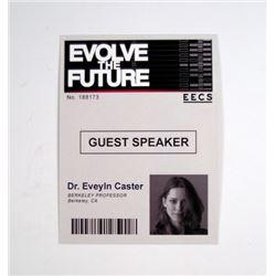 Transcendence Evelyn Caster (Rebecca Hall) Movie Props