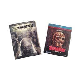 The Walking Dead/Zombie DVD's