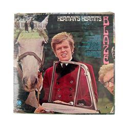 "Herman's Hermits Original 1967 Album ""Blaze"" (Cut Out)"