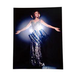 Whitney Houston Autographed Photo