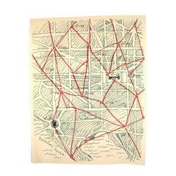 Falling Skies Lt. Demarcus Wolf Map