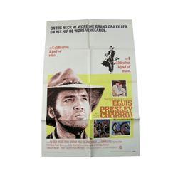 Charro Original Theatrical Release Poster 1969