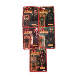 Robin Hood Prince of Thieves 'Kenner' action figures