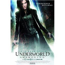 Underworld: Awakening Mystery Prize Prop