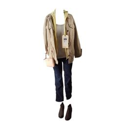 Patriots Day Jessica (Rachel Brosnahan) Movie Costumes