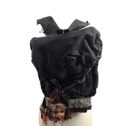 Resident Evil: The Final Chapter Abigail (Ruby Rose) Back Pack Movie Props