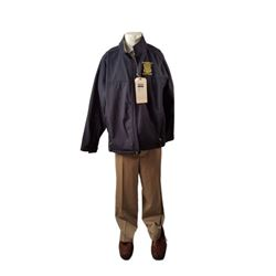 Patriots Day Ed Davis (John Goodman) Movie Costumes