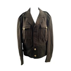 Captain America: The First Avenger Peggy Carter's (Hayley Atwell) Military Jacket Movie Costumes