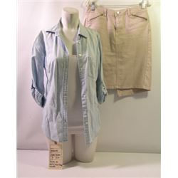 The Beaver Meredith Black (Jodie Foster) Movie Costumes