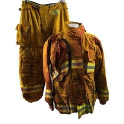 Quarantine Jake (Jay Hernandez) Hero Bloody Movie Costumes