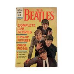 Beatles Original Dell Giant Comic Book