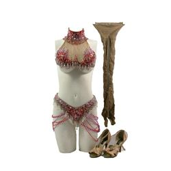 Nine (2009) Dancer Movie Costumes