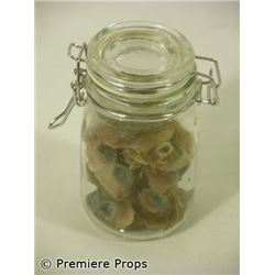 Midnight Meat Train Silicon Shavings Jar Movie Props