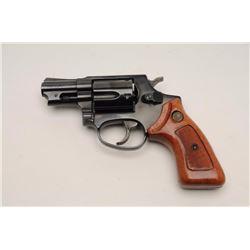 Taurus Model 85 revolver,  38 Special caliber, serial