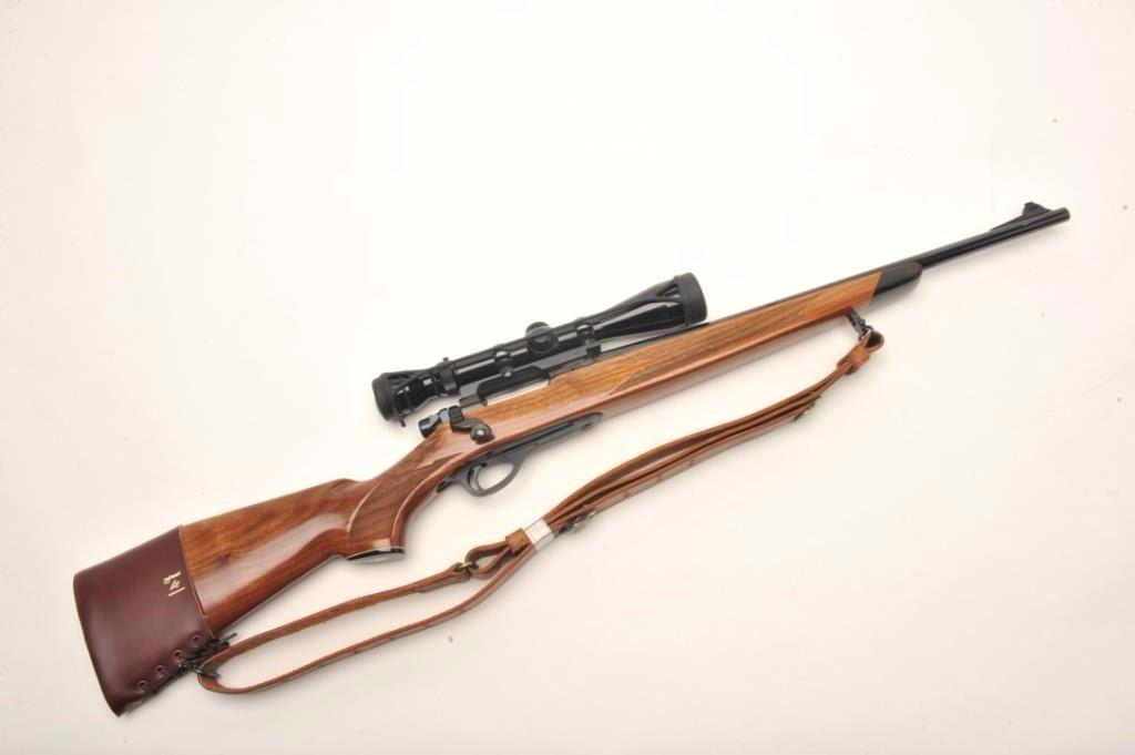 Remington Model 660 bolt action carbine, .308 Winchester