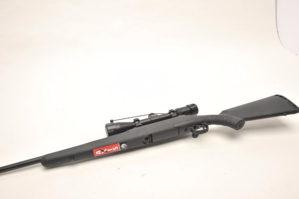 Savage Arms Axis II XP bolt action rifle,  308 Win  caliber, 22