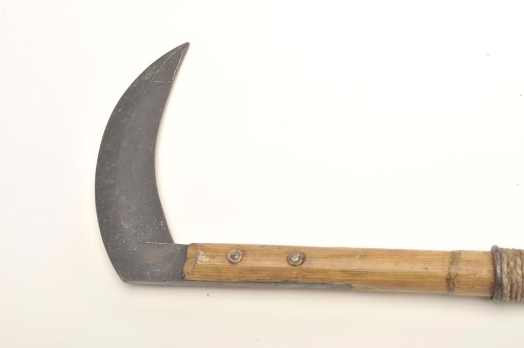 """Prop Ninja sickle weapon, approximately 23"""" overall"""