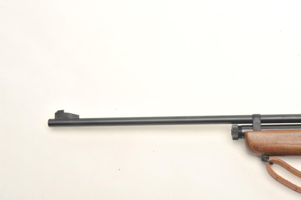 Crosman Model 160 CO2 pellet rifle,  22 caliber, serial