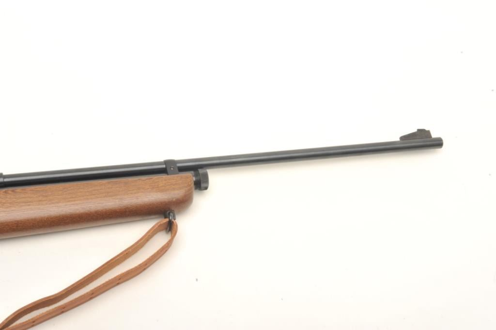 Crosman Model 160 CO2 pellet rifle,  22 caliber, serial #NSNV  The