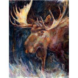 """Deep Glance"" by Cheryl King"