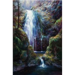 """Susan Creek Falls"" by Katherine Taylor"