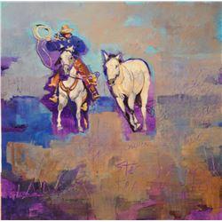 """He's A Wild One"" by Linda Loeschen"