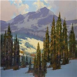 """Sunbreak in the San Juan Range"" by David W. Mayer"