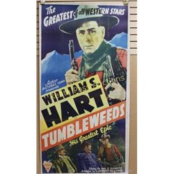 Original 3 Sheet Lithograph Poster