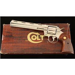 *Colt Python Target .38 Spl SN: K04727