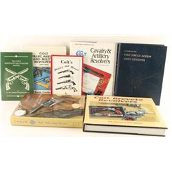 Lot of 7 Colt Firearm Books