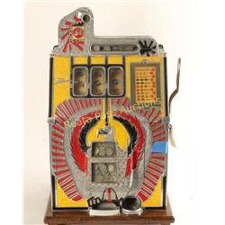 Antique 5¢ Slot Machine