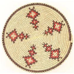 Apache Mescalero Basket