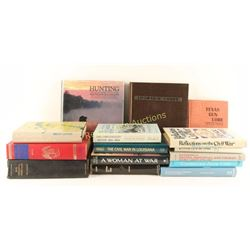 Large Lot of War Related Books