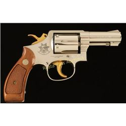 Smith & Wesson Mdl 10-8 .38 Spl SN: ACV8033