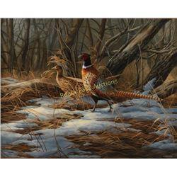 Original Oil by Rosemary Millette