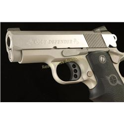 Colt Defender .45 ACP SN: DR55723