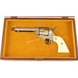 Colt S.A.A. .38 Spl SN: PE453-W