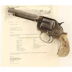 Colt 1878 .32 WCF SN: 29841