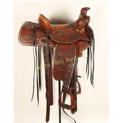 E.H. Bohlin's Personal Saddle