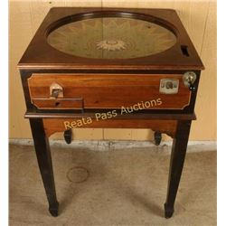Antique Watling Pinball Machine