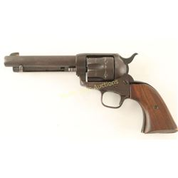 **Colt US Calvary Revolver .45 Cal SN: 6047
