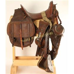 McClelland Saddle