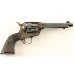 *Colt Single Action Army .38 WCF SN: 255708