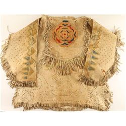 Plains Indian War Shirt