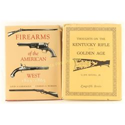 Lot of 2 Firearm Books